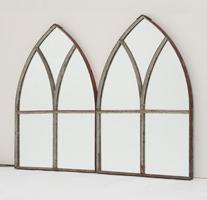 Garden Court Antiques Gothic Arch Mirrors