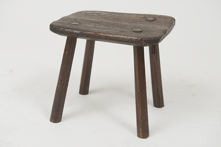 Small 4 legged stool