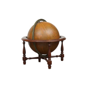 Large Antique Globe on Stand, English circa 1900 Garden Court Antiques, San Francisco