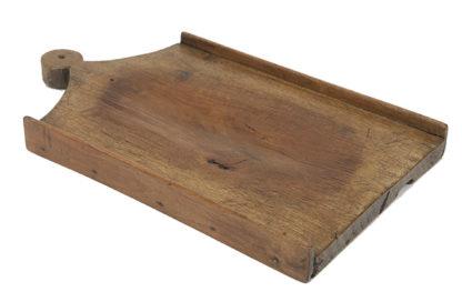 Oblong Cutting Board circa 1890