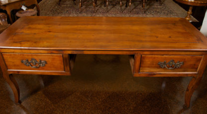 French Fruitwood Bureau Plat, circa 1800