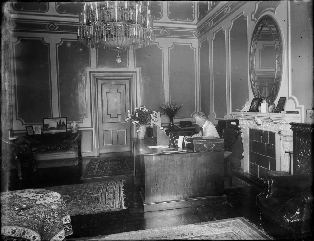 Tehran (Iran): Interior of British Embassy