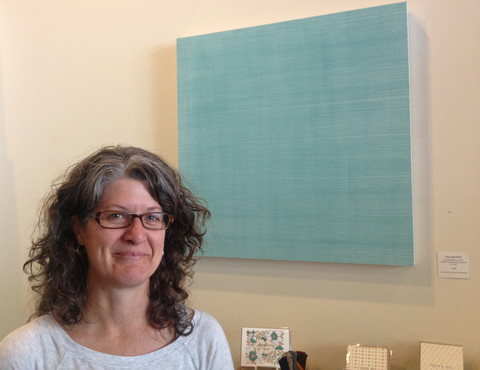 Contmporary Bay Area Artist, Lisa Espenmiller