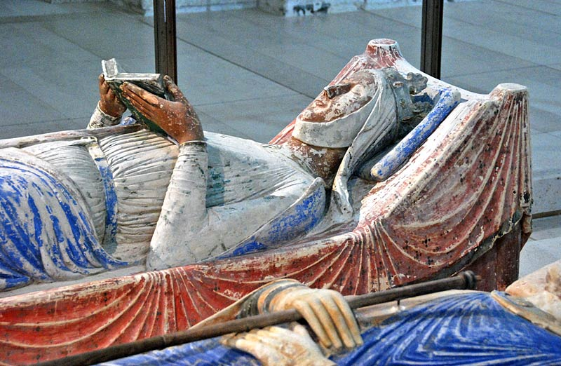 On This Day in 1204, Eleanor of Aquitaine died ( 1122 or 1124 – 1 April 1204)
