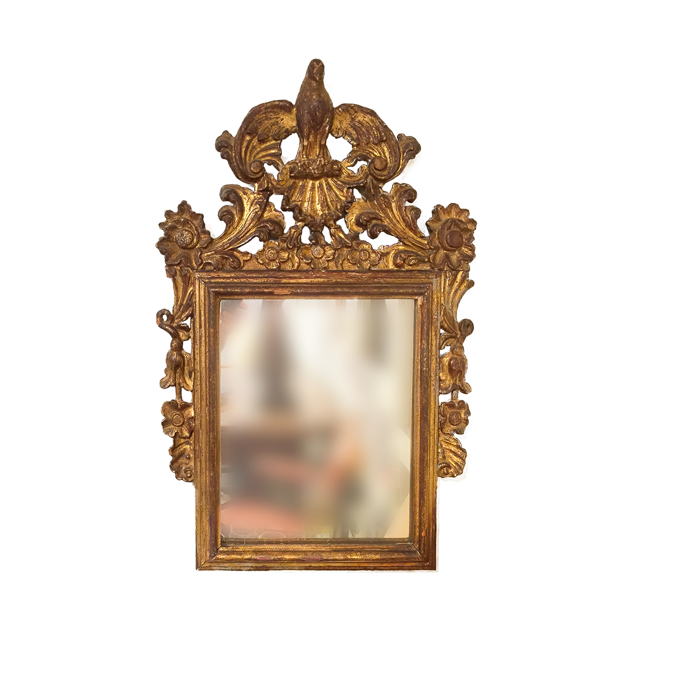 French baroque furniture - Garden Court Antiques In San Francisco French Baroque Carved Giltwood Mirror Circa 1760
