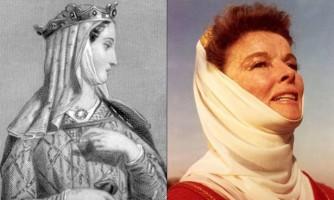 Elenor of Aquitaine - Katharine Hepburn