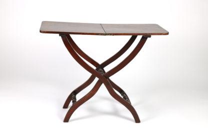 Garden Court Antiques, San Francisco -Handsome Mahogany Coach Table, English circa 1800