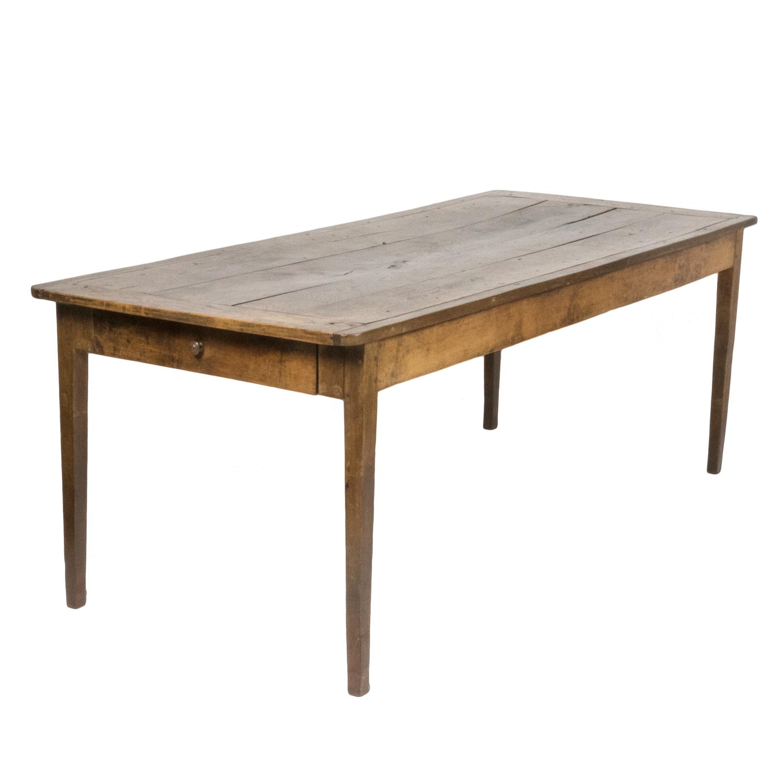 a rare elmwood vintage farmhouse table 19th c 415 355 1690 rh gardencourtantiques com vintage farm tables for sale vintage farm table legs