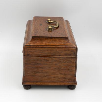 Collection of 5 Similar Georgian Boxes; English 1780 - 1810. Box 001 - Garden Court Antiques, San Francisco