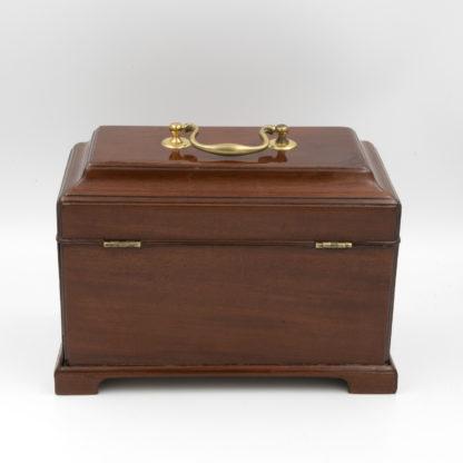 Collection of 5 Similar Georgian Boxes; English 1780 - 1810. Box 002 - Garden Court Antiques, San Francisco