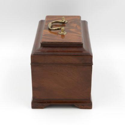 Collection of 5 Similar Georgian Boxes; English 1780 - 1810. Box 003 - Garden Court Antiques, San Francisco