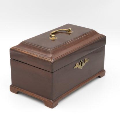 Collection of 5 Similar Georgian Boxes; English 1780 - 1810. Box 004 - Garden Court Antiques, San Francisco