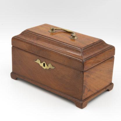 Collection of 5 Similar Georgian Boxes; English 1780 - 1810. Box 005 - Garden Court Antiques, San Francisco