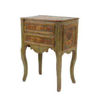 Painted Italian Commode, circa 1720 Garden Court Antiques, San Francisco