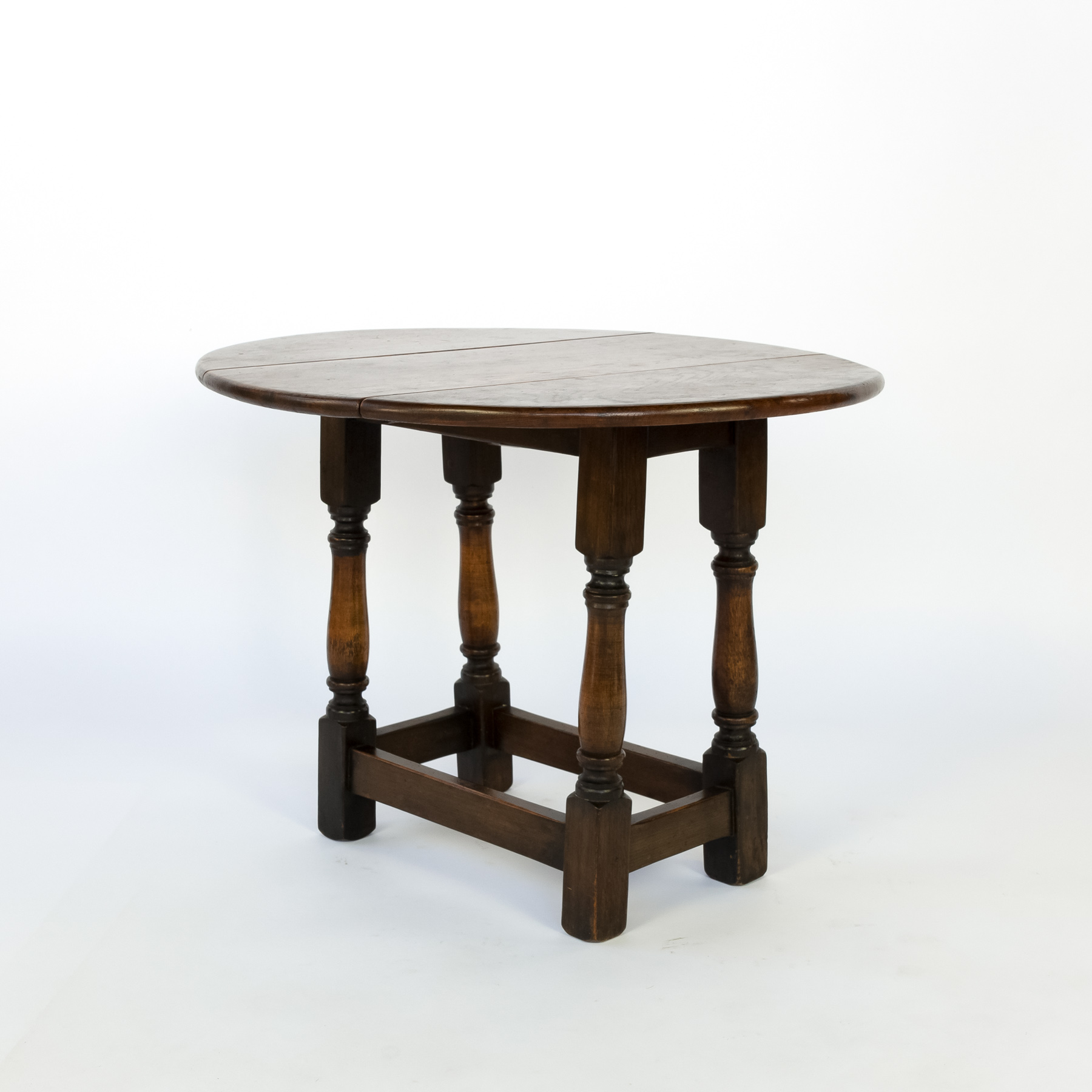 Groovy Very Small Scale Oak Swivel Top Drop Leaf Table English Circa 1890 Machost Co Dining Chair Design Ideas Machostcouk
