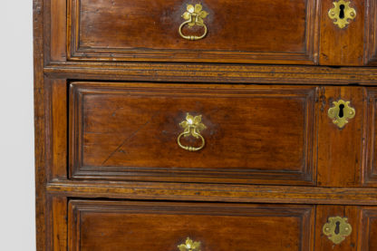 Bermudan Cedar Chest of Drawers, Circa 1770.