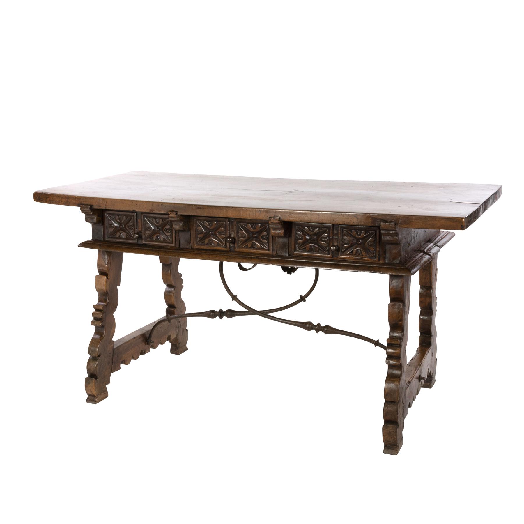 Spain Table