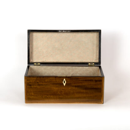 Collection Of Four George III Boxes; English, 1780-1810.